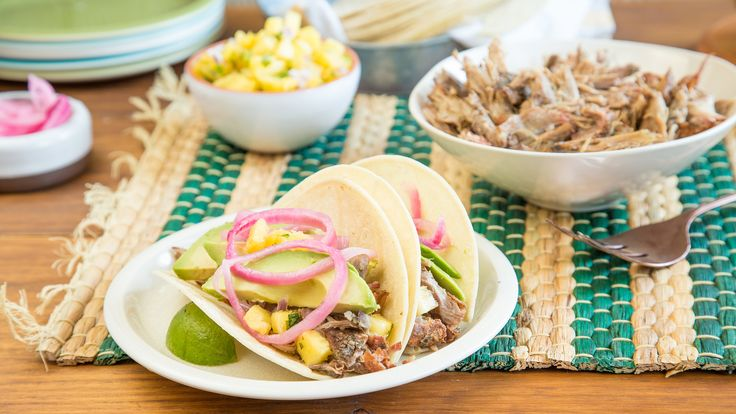 We're celebrating the taco in all its forms: Stuffed with chicken, pork, beef, beans, fish and veggies, slow cooked, grilled and more!