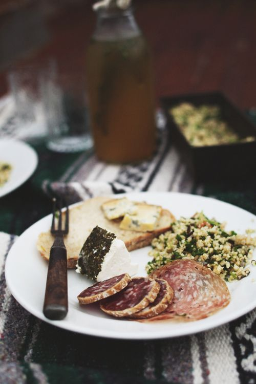 A KinfolkStory - Roost - Roost: A Simple Life: Food Lists, Eating Articles, Eating Guide, Diet Food, Simple Life, Company Picnics, Healthy Eating, Simple Picnics, Eating Healthy