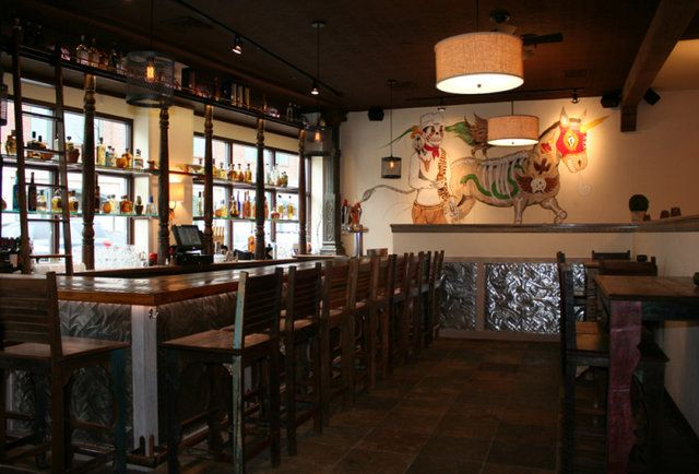 The Painted Burro: Late-night tequila and octopus tacos in Davis Square