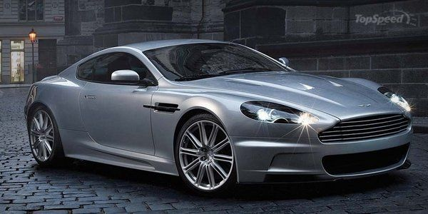2012 Aston Martin DBS Coupe | car review @ Top Speed
