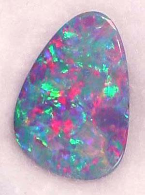 birthstone october opal