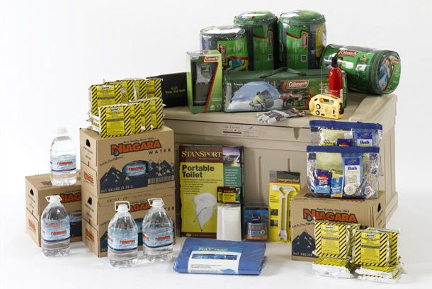 Disaster emergency kit