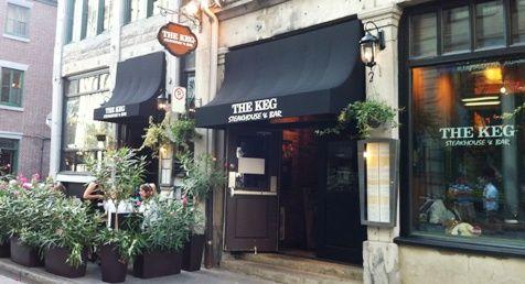 The Keg Steakhouse #Restaurant #Grill #Montreal