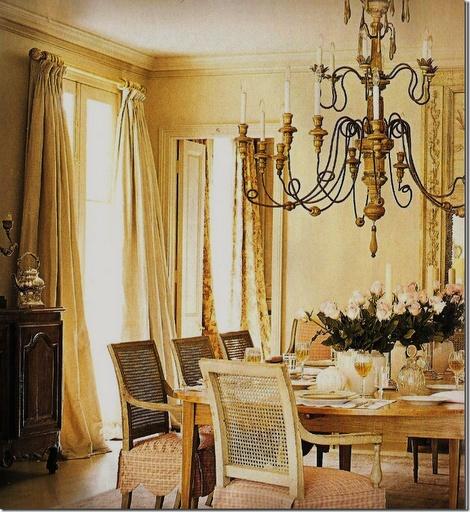 Dining Room By Carol Glasser