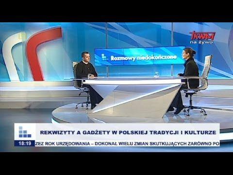 Rozmowy Niedokończone: Rekwizyty a gadżety w polskiej tradycji i kulturze