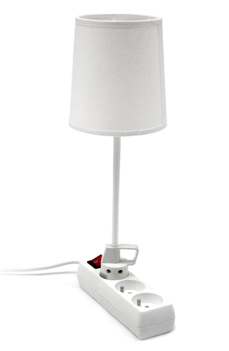 OBJETS ORDINAIRES lampe branchée, 5 5 design studio