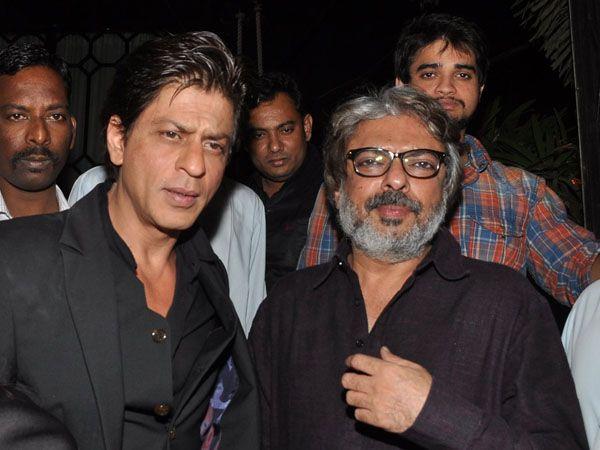 Shah Rukh Khan to play Sahir Ludhianvi in Sanjay Leela Bhansali's 'Gustakhiyan'?