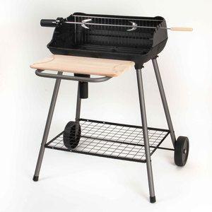 Barbecue charbon BERGAMO en fonte - Turbomagic