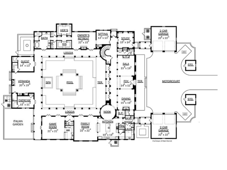 Gatehouse home plans – Idea home and house