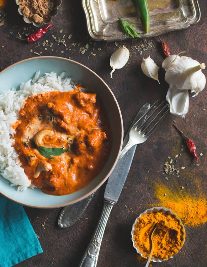 Murgh Makhani - Original Indian Butter Chicken