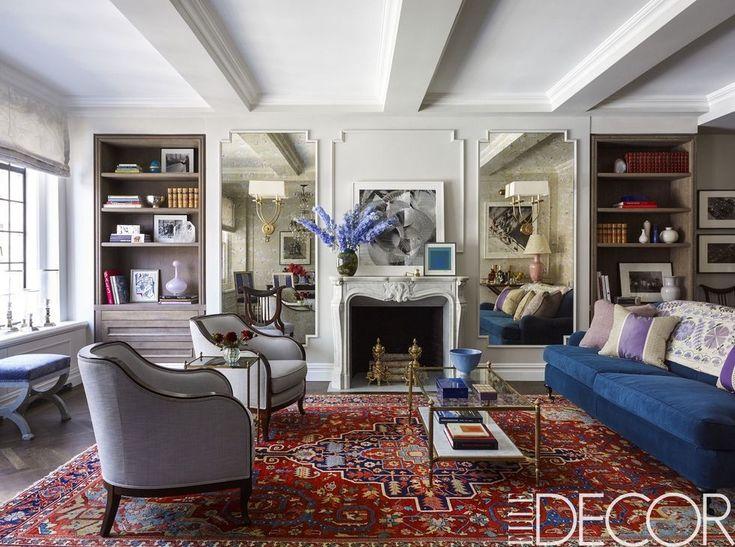 Bright Country Design - ELLEDecor.com
