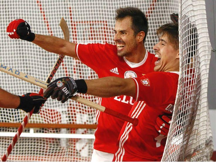 Jordi e Diogo, Hóquei em Patins do SL Benfica