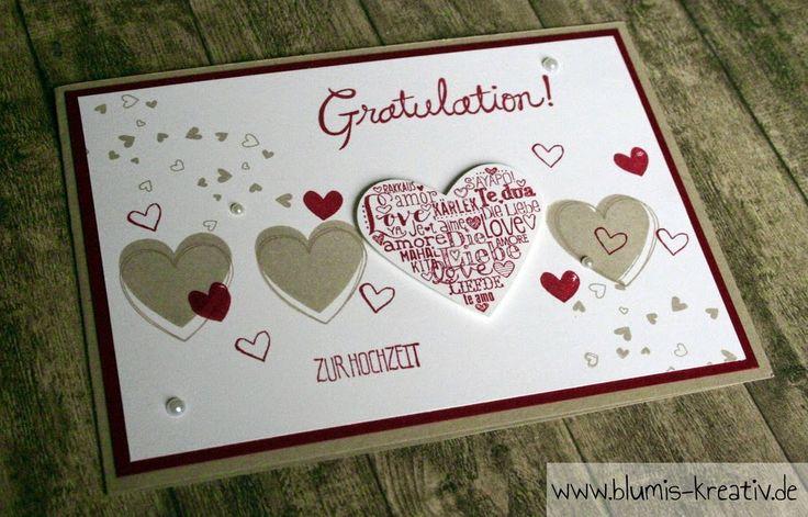 Herzige Gratulation zur Hochzeit | Gratulation zur
