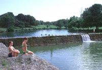 Best swimming holes in TX