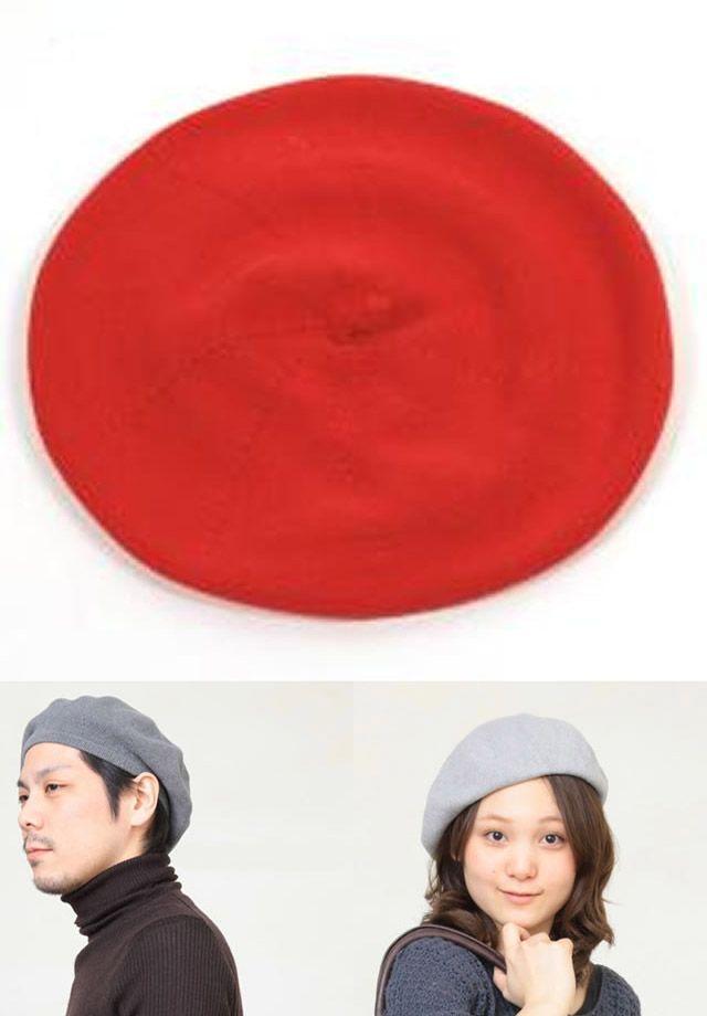 顔型別のベレー帽の選び方| 帽子屋の帽子辞典 種類・用語はもちろん、かぶり方・選び方まで!
