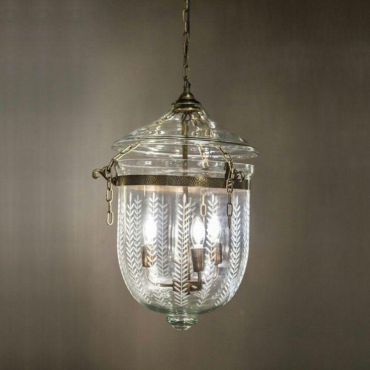 Hamptons Style Kitchen  pendant light