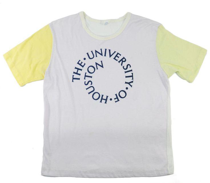 70's ARTEX カレッジ染み込み 100%コットン 5色使いマルチカラーボディ! Tシャツ 表記(L)