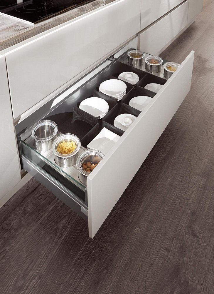 Unterschrank küche weiß  Die besten 25+ Unterschrank küche Ideen auf Pinterest | Küchen ...