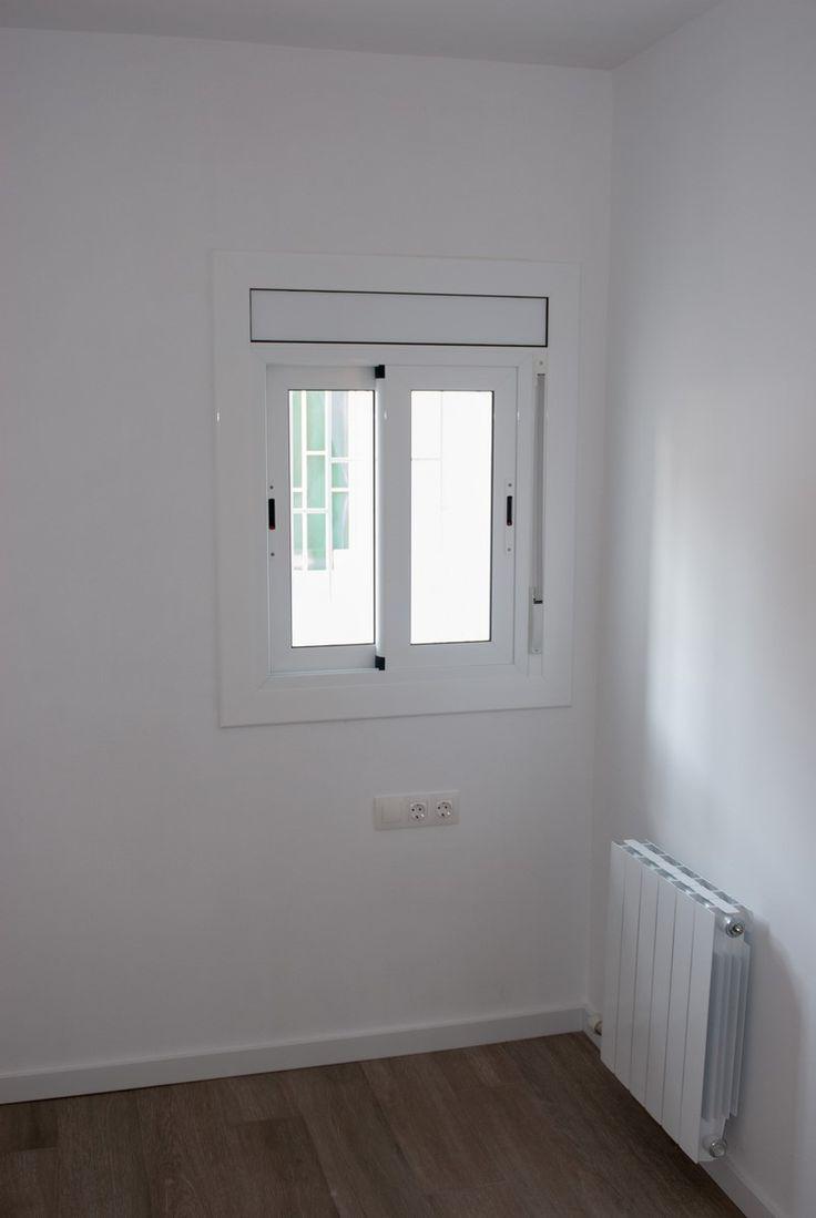 Habitación individual recién reformada