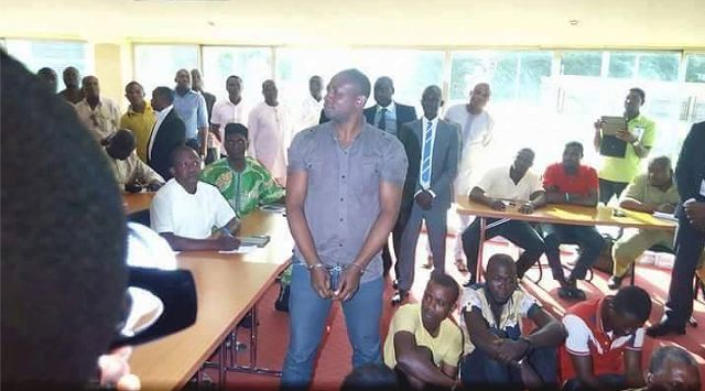 In The BagNotorious kidnappers who abducted Indian businessman in Benue arrested   Four members of a notorious kidnap gang that has been terrorising Benue State have been arrested by the police.  It was the end of the road for four members of a kidnap gang in Benue State who were responsible for the abduction of an Indian man in the state have been arrested by the Intelligent Response Team (IRT) of the Nigeria Police Force.  It was gathered that the gang led by 28-year-old Terna Lorlu also…