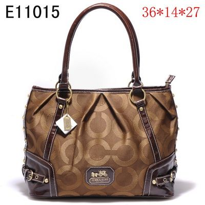 US1397 Coach Handbags Outlet E11015 - Tan 1397