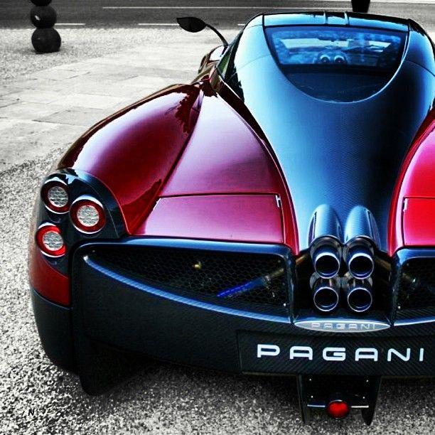 Pagani Huayra #carporn