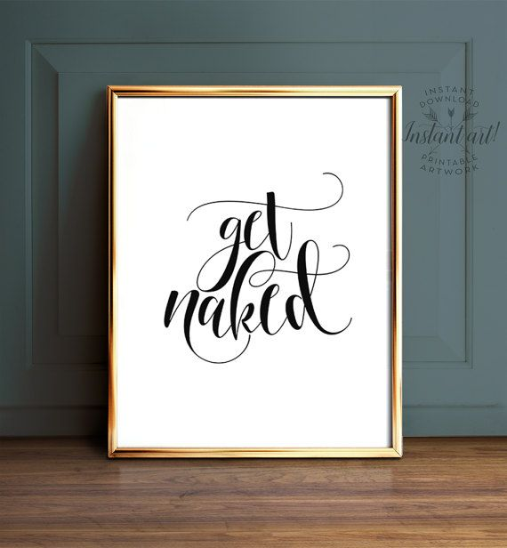 Get Sign Printable Art Bathroom Prints Print Rules