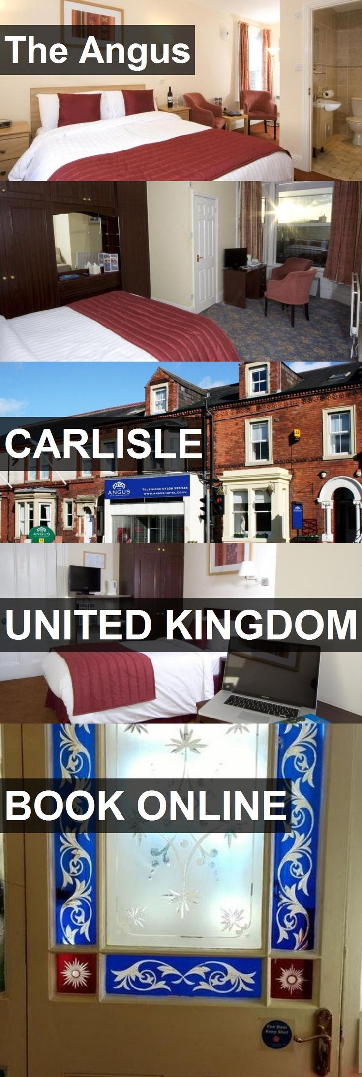 Hotel The Angus in Carlisle, United Kingdom. For more information, photos, reviews and best prices please follow the link. #UnitedKingdom #Carlisle #travel #vacation #hotel