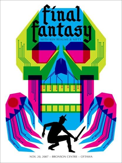 Final Fantasy by Doublenaut.