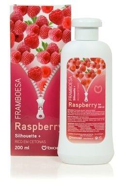 Vida Saudável Biovip: Raspberry Gel Silhouette+