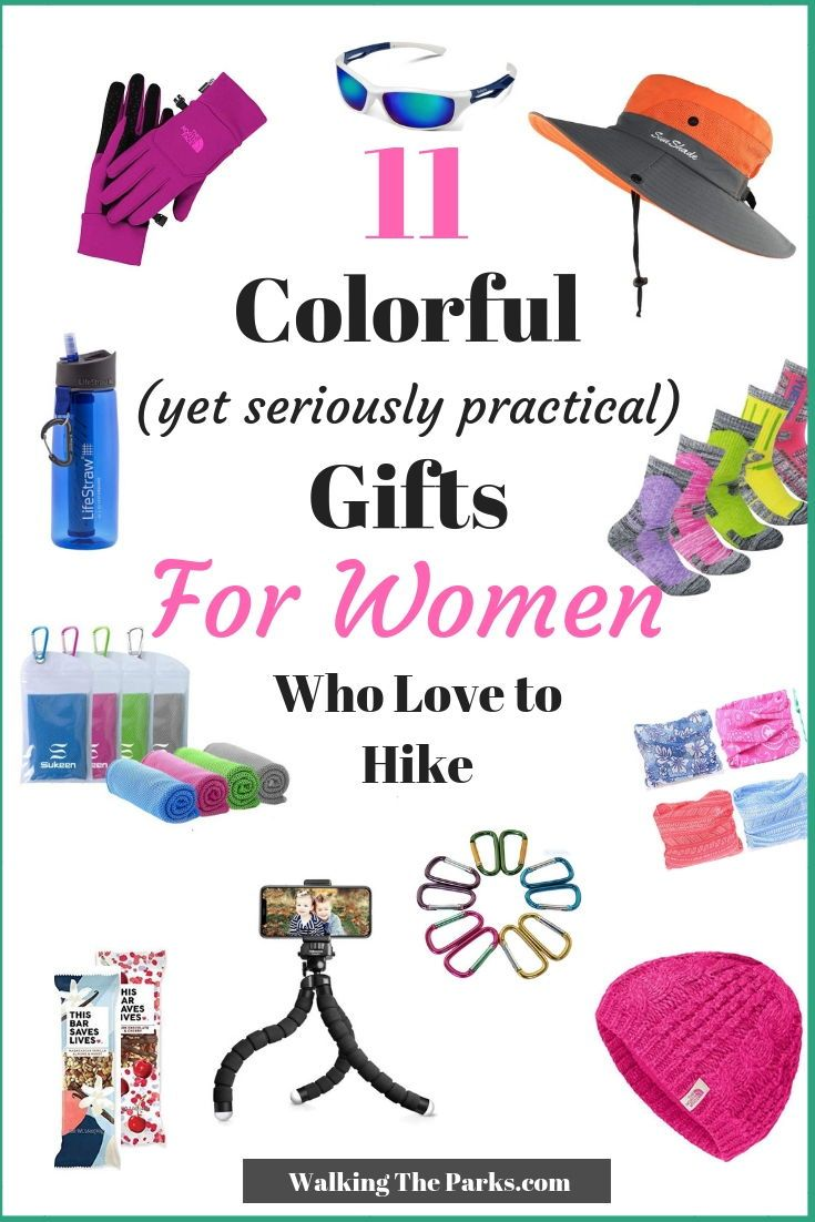 Looking For Some Fun Gift Ideas The Women In Your Life Who Love Being Outdoors These Gifts Hikers Are Perfect Check This Guide Out