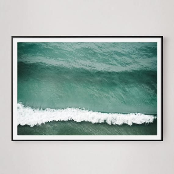 Large Ocean Photography Ocean Wall Art Large Ocean Wave Photograph Waves Wall Art Surfer Art So Coastal Art Ocean Wall Art Surfer Art