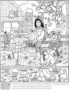Fall Coloring Pages - Bing Images search results. Not all are fall; Blue's Clues, Strawberry Shortcake, fall, Christmas, religious, etc...nice collection!