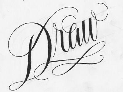 Draw Draw: Drawings Drawings, Drawings Calligraphy, Drawings Paintings Art, Drawings Letters, Quotes Typography, Drawings Doodles, Drawings 3, Hands Drawn, To Drawings