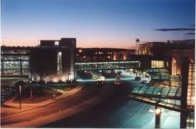 ALB ~Albany International Airport~ Albany, NY - not too far from the Hampton Inn & Suites Albany Downtown