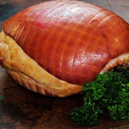 Ham Steak Log
