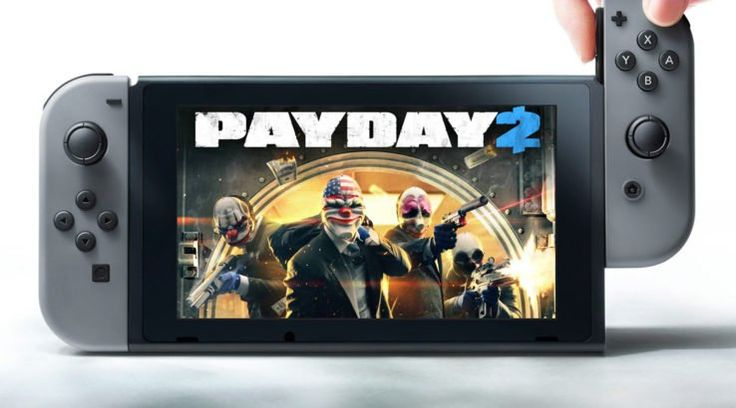 Payday 2 Is Coming to the Nintendo Switch https://gamerant.com/payday-2-nintendo-switch/ #gamernews #gamer #gaming #games #Xbox #news #PS4