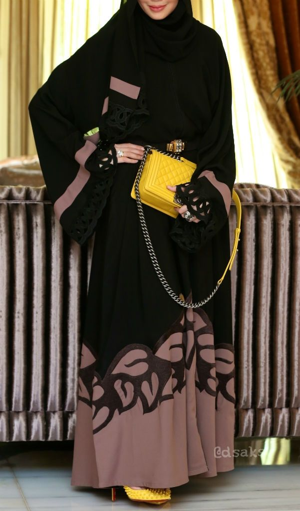 DSaks in Elegant_Abaya Kuwait