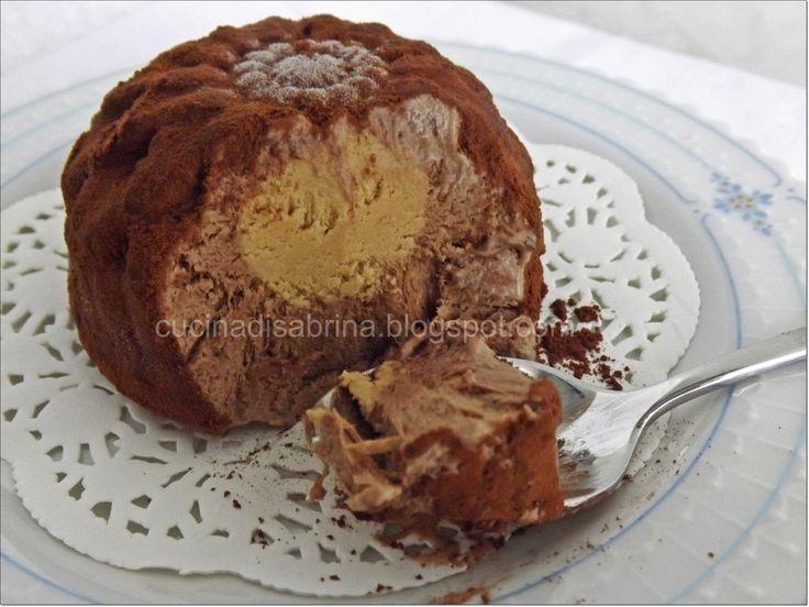 La cucina di Sabrina: Tartufo semifreddo al cioccolato e nocciola (ma anche no!)