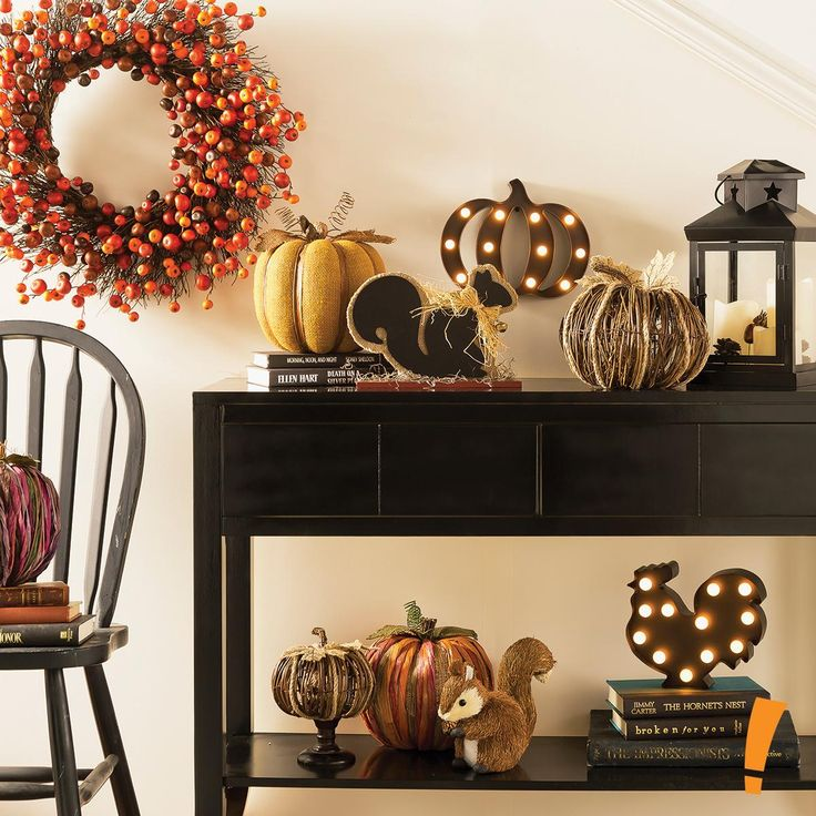 It S Starting To Feel Like Bring Harvest To Your Home With Festive Decor From