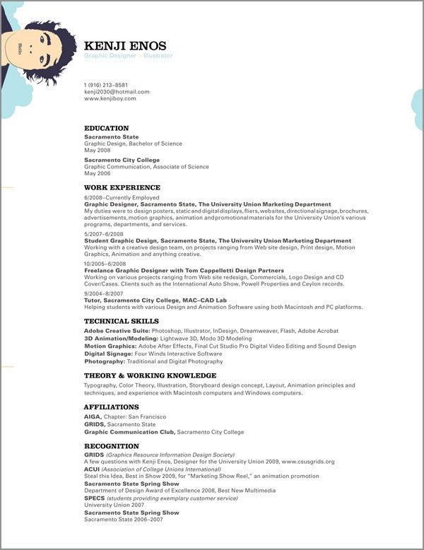 654 best Graphic Design images on Pinterest Graph design, Design - character animator sample resume