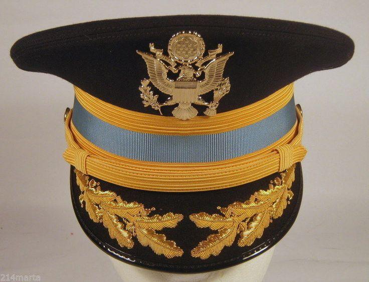 US Army Field Officer ...U.s. Army Uniform Hat