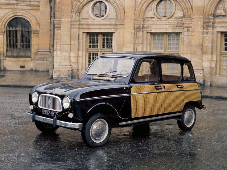 Renault 4 La Parisienne