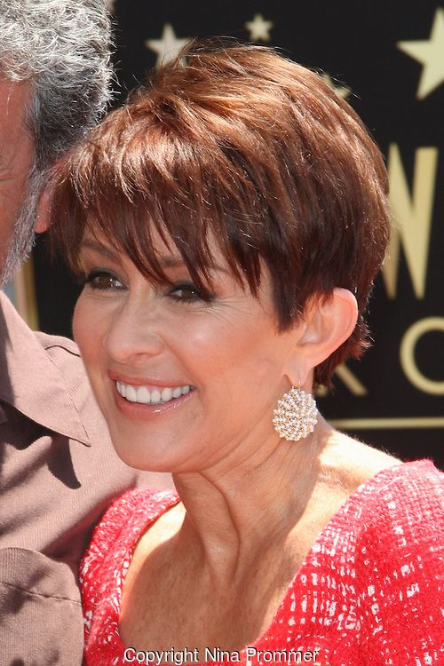LOS ANGELES - MAY 20: Patricia Heaton at a ceremony honoring Patricia Heaton with a Star on The Hollywood Walk of Fame on May 22, 2012 in Los Angeles, California
