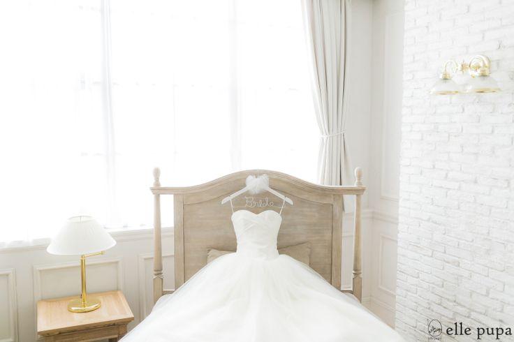TRUNK BY SHOTO GALLERY での結婚式撮影①  *elle pupa blog*