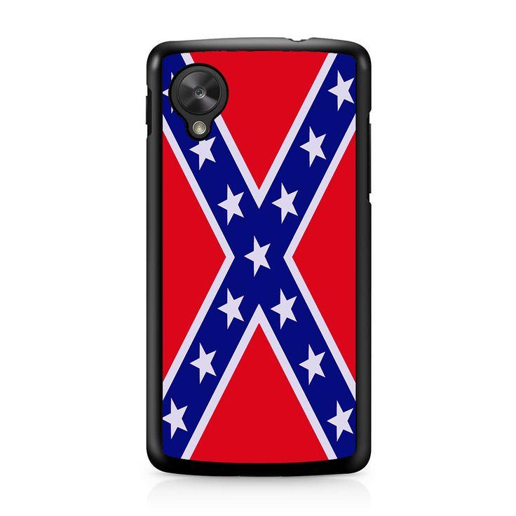 Confederate Rebel Flag Nexus 5 Case
