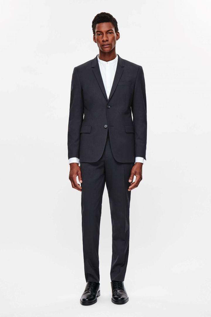 COS | Lightweight wool blazer