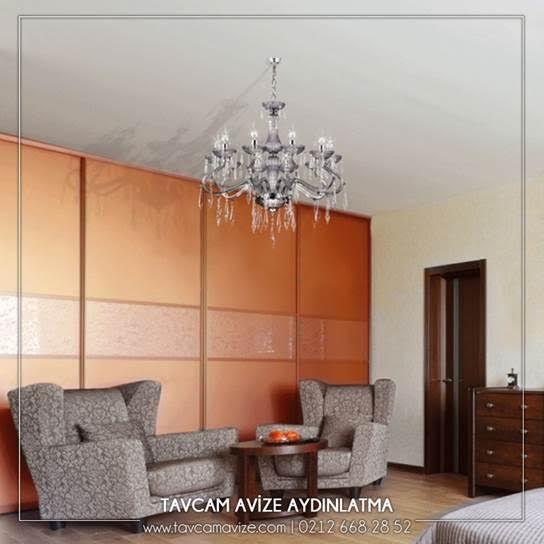 Hale Soğuk Füme Lüster Salon Avizeleri, kristal taşlarının odanıza yansıttığı ışıltı ile kendinizi ve salonunuzu mükemmel hissetmeye hazır olun. Detaylı Bilgi İçin Tıklayınız: http://bit.ly/2dDsLBG