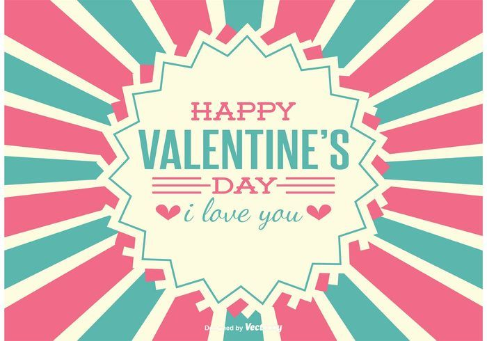 Free vector Valentine's Day Background #32933