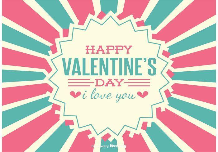 Free vector Valentine's Day Background #32933
